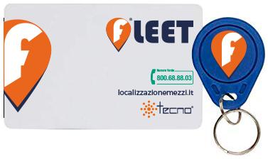 Riconoscimento operatore tramite RFID/badge